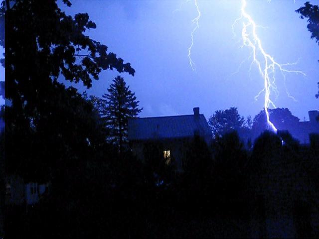 May 2012 Thunderstorm
