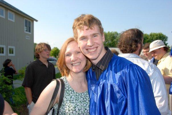 Austen & me, June 2009