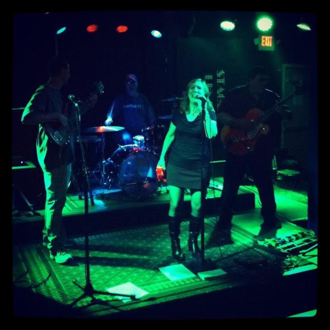 TrainWreck Sept. 22, 2012