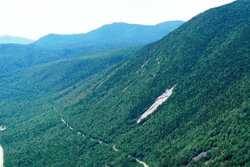 view from Mt. Willard