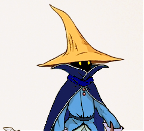 Black Mage Final Fantasy